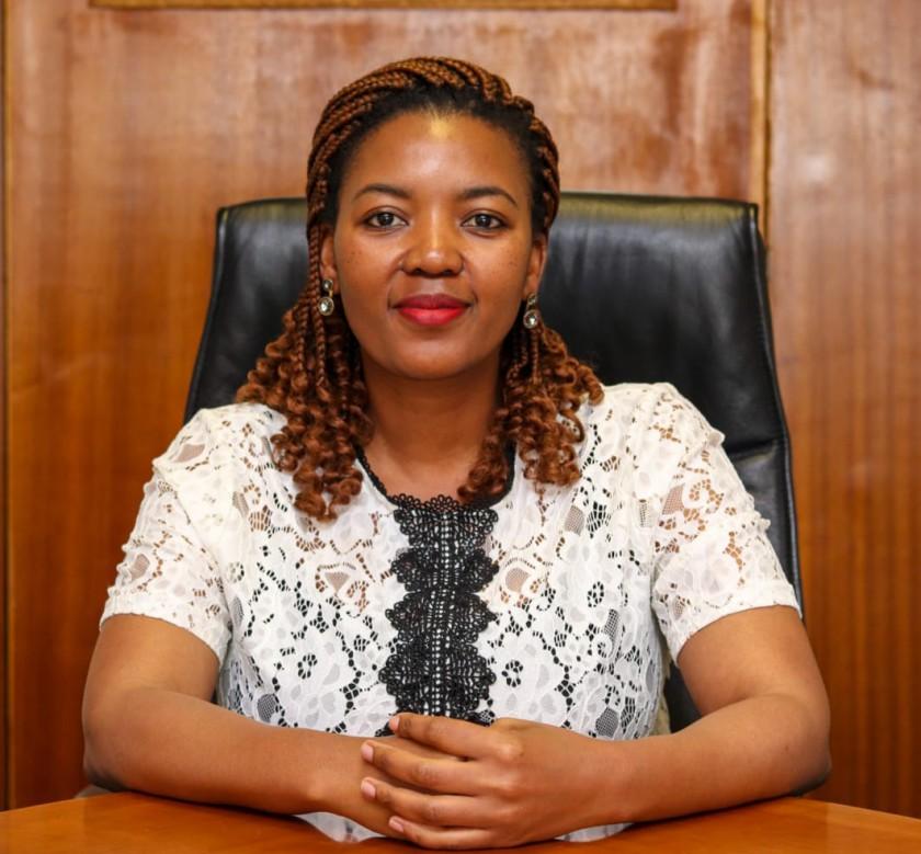 Florence Musundwa BA (Hons), NWU